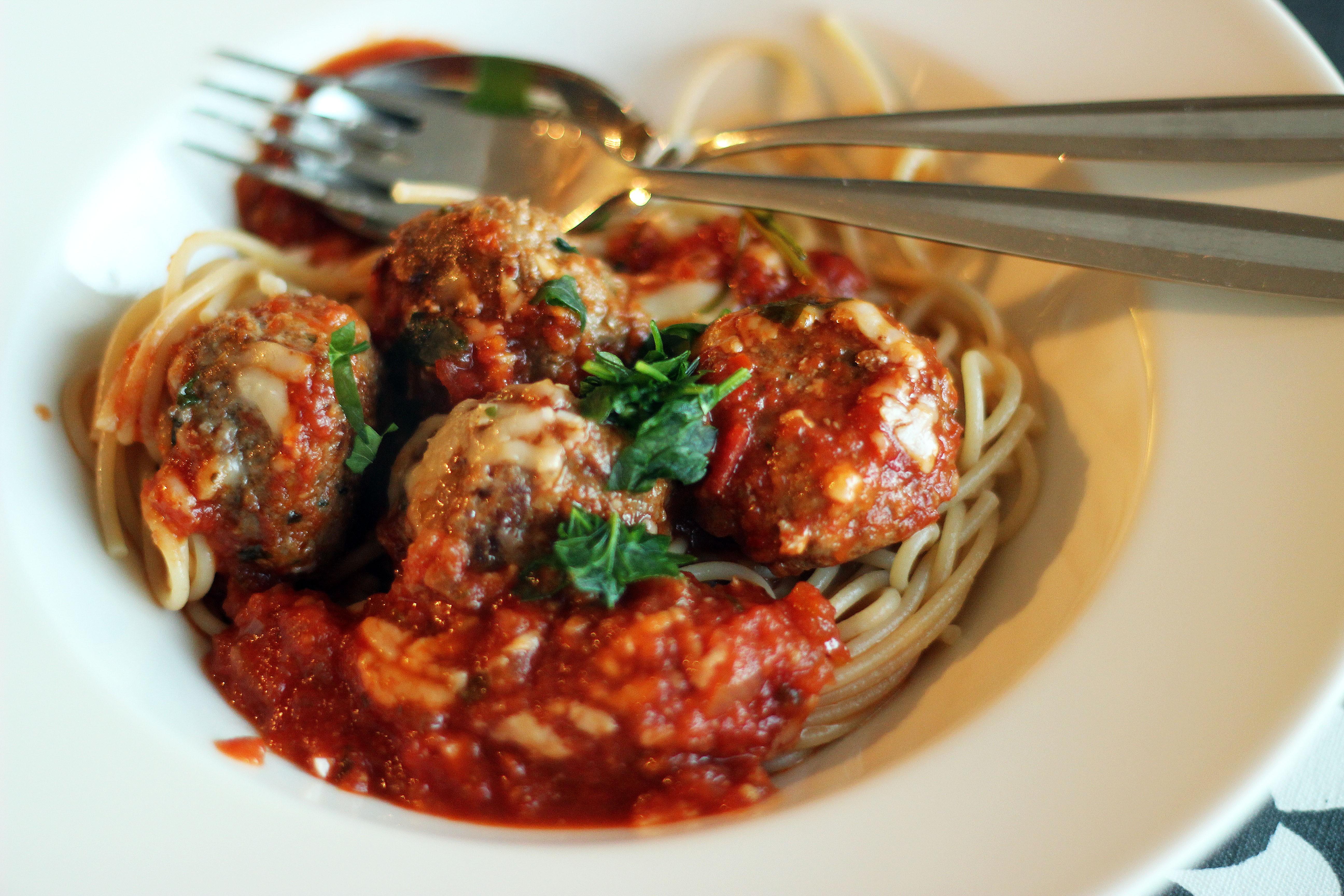 Italialaiset lihapullat1