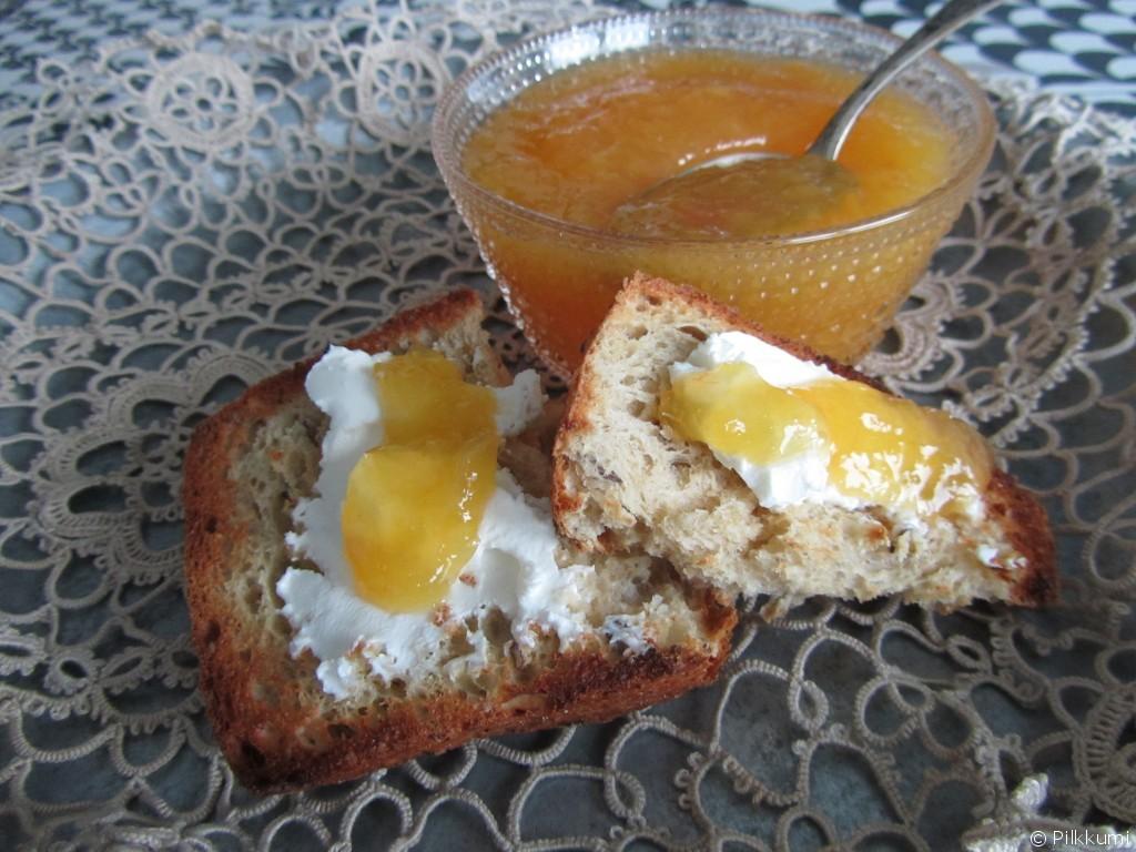 Appelsiinihillo1